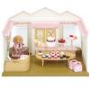 Японских бренды Senbei ребенок семья девочки принцесса кукла дом моделирование игрушки игра дом семья лесы сцена магазин дом - Мода пекарня SYFC52638 дом семья быт