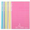 Широкий (Guangbo) 6 настоящего устройство 40 A5 горизонтальной высококачественной беспроводной толстой книги связывание / 6-цветной мягкая копия блокнот Fetzer GBF1117
