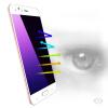 Миллиард цветов (ESR) OPPOR11 Plus стали мембрана, покрывающая полноэкранного анти-белый фильм Blu-Ray r11plus телефон esr xiaomi 6 закаленной пленки полноэкранного синего света xiaomi 6 мобильный телефон фильм белый