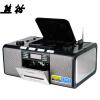 Panda (PANDA) CD-820 CD машина магнитофоны видео машины пренатальной машина DVD-плеер рекордер магнитофоны радио карты MP3 аудио (красный) машина заглаживающая со 335
