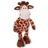 НИКИ жираф кукла 35255 диких животных оленей семьи друзей 50см плюшевые куклы куклы