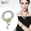 Shes Sin суб ювелирные браслеты ручной работы подарок цветы капать практический зеленый браслет браслеты indira браслет бирюза коралл gl0143