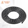 Фото (PowerSync) ACLWAGW2F0 кабель, USB кабель обмотки трубки защитный кабель провод органайзер черный кабель