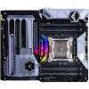Asustek (ASUS) TUF X299 MARK 1 материнская плата (Intel X299 / LGA 2066) материнская плата asus h81m r c si h81 socket 1150 2xddr3 2xsata3 1xpci e16x 2xusb3 0 d sub dvi vga glan matx