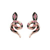 Yoursfs@ Snake Stud Earrings,Thomas Style Glam Fashion Good Jewerly For Women