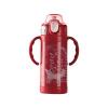 Супермаркет] [Jingdong Babycare напиток чашка с ручками Научной кружкой с соломенным ребенком чашкой цитраконовым красным 350ml- стропом игрушки интерактивные babycare игрушка сейф