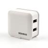 Shengdi Вэй (Sendio) Apple iPhone зарядное устройство двойной USB зарядка головки зарядное устройство для iPhone5 / 5s / SE / 6 / 6с / Plus / 7 / 7Plus / Ipad / Pro / Air зарядное устройство soalr 16800mah usb ipad iphone samsug usb dc 5v computure