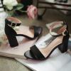 RUXI модные сандалии, босоножки, туфли на высоком каблуке www сексуальные модные басоножки на высоком каблуке