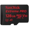Скорость памяти SanDisk (SanDisk) А1 128GB чтения скорость записи 100 Мб / с 90 Мб / с Extreme, Ultra Fast TF карта Мобильный MicroSDXC UHS-I карты памяти карты памяти