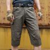 FREE SOLDIER военные тактические летние шорты, воздухопроницаемые, износостойкие, удобные карманы Локальная доставка