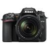 Nikon (Nikon) D7500 SLR комплект (AF-S 18-140mmf / 3.5-5.6G ED VR объектив) Черный профессиональная цифровая slr камера nikon d3300 18 140 18 105mm