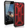 UAG iPhone8 (4.7 дюйма) корпус для борьбы с борьбой с корпусом для Apple iPhone8 / iPhone7, отмеченный красным цветом uag iphone8 4 7 дюйма падение сопротивления mobile shell чехол для apple iphone8 iphone7 ярого белый