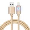 Машина Music Hall Apple, кабель для передачи данных телефон зарядное устройство 1 м Молния быстрая зарядка шнур подходит для iPhon