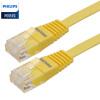 Philips (PHILIPS) SWA1949W / 93-3 шесть CAT6 класс гигабитной плоский медный кабель компьютерной сети закончил соединительный кабель 3 м philips philips swa1949w 93 1 шесть cat6 класс гигабитной плоский медный кабель перемычки закончил компьютерный сетевой кабель 1 м