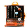Отвертка набор разобрать для ремонта многофункциональный инструмент 79 in1 Jakemy JM-6108