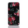 Ретро пион красная роза Лили чехол для iPhone 6 7 6s плюс 3D помощи окрашенные цветы мягкая обложка обратно ТПУ для iPhone 6 7 6s чехол котик snow для iphone 6 6s