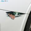 LMA Лом 3D наклейки декоративных наклеек кузов автомобиля царапает творческую личность блокировкой декали тело лом d 25