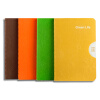Guangbo (GuangBo) 4 установленных 4 цветных 28 A7 граффити ноутбук / канцелярский ноутбук подпространство ноль DT5133 ноутбук