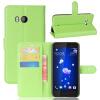 GANGXUN HTC U11 Дело высокого качества Кожа PU флип Обложка Kickstand Anti-шок Кошелек для HTC U11 сотовый телефон htc u11 plus 128gb amazing silver
