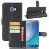 GANGXUN Samsung Galaxy C5 Pro Case Кожа PU Магнитная флип-карта Кошелек для Samsung Galaxy C5 Pro вилка chilli pro fork c5 hic violet