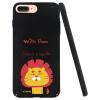 Yomo компании Apple iPhone7 плюс телефон оболочки / телефон кожа случае чувствовать себя оригинальные иллюстрации серии LEO Lion телефон apple iphone 7 32gb a1778 как новый black