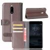 GANGXUN Nokia 6 Чехол из натуральной кожи с магнитной крышкой Kickstand Card Slot Wallet Pouch для Nokia 6 nokia 6700 classic illuvial