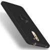 Телефон Чехол для Huawei Huawei Honor 6X Ultra Тонкий Slim Обложка Простой PC Back Ring Holder 360 ° Защита вращения сотовый телефон huawei honor 8 pro black