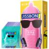 Jissbon презерватив 8 шт. секс-игрушки для взрослых jin gang no kingkong1 задержка 1 мужчины актуальные wipes 8 установленные секс игрушки для взрослых