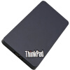 ThinkPad TS900 SSD Твердотельный накопитель мобильный мобильный SSD 256G (черный)