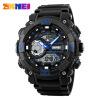 SKMEI Fashion Dial Outdoor Sports Watches Men Electronic Quartz Digital Watch 50M Waterproof Wristwatches Relogio Masculino 1228