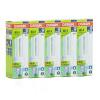 Супермаркет] [Jingdong OSRAM OSRAM 20W CFL T3 стандарт теплый белый E27 (пять загружен) лампочка osram g4 12v10w 20w 35w 50w