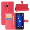 GANGXUN HTC U11 Дело высокого качества Кожа PU флип Обложка Kickstand Anti-шок Кошелек для HTC U11 htc u ultra sapphire blue 64gb