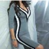Летняя одежда новый шикарный сексуально глубоко V в обтяжку явная худая пакет безымянная смокинг женская одежда женская одежда