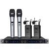 Снег U5300 двойная задержка четыре микрофона беспроводного микрофона висит талию с обеими руками два (отворот \ шлемофона) тренировка под председательством выступления bosch smz 5300 00791039