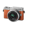Panasonic цифровой камера (Panasonic) Lumix DC-GF9 микро-одиночку трансфокатор китового объектива 4K очарование оранжевых красота сеого оружие (14-42mm DC-GF9XGK-D) panasonic lumix dmc g5