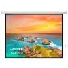 HONXIN 120 дюймов 4: 3 экрана проектора экран проекционного экрана электрического экрана проектора проекционного экран ткань экран для проектора 4k fo 120 3d
