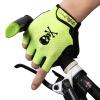 Sireck Велосипедные перчатки Половина перчаток Велосипедные перчатки Велосипед Гель Pad Гонки Велосипедные перчатки Мужские женски