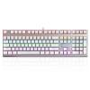 Rapoo V700S льда свет смешивания издание механической клавиатуры игровой клавиатура клавиатура с подсветкой клавиатура компьютера клавиатура ноутбука белой красная ось клавиатура