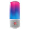 JBL Pulse3 музыка пульсирует 3 Красочные маленькие колонки Bluetooth стерео сабвуфер портативный мини стерео колонки водонепроницаемый дизайн Перл Уайт колонки