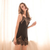GFM Сексуальное белье сексуальное нижнее белье искушение леди элегантный сладкий женский полый шнурок прозрачный сексуальный пижамы костюм спортивный костюм Белье 6001B gfm сексуальное нижнее белье