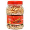 Junper Хонг (JIPINHONG) корм для рыб лиофилизированного мотыля мотыль сухого гуппи бетта рыба, мелкая рыба метание рыбы есть рыба корм зерно 20 г