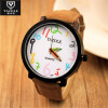 цены Yazole Cute Lovely Cartoon number Children Watches Fashion Boys Girls Casual Kids Clock Wholesale And Retail Christmas Gift E46