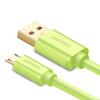 Эндрюс быстрая зарядка с зеленой линией передачи данных 2A Micro USB кабель для зарядки телефона зарядного устройства кабель подде кабель red line classic micro usb 2м белый
