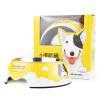 Автобус автомобиль собака животное маленькой собаки кормы для собак чаша из нержавеющей стали портативного животного чаша собака чаша собака чаша бассейна чаша M No. чаша 7367db08