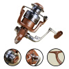 5.5: 1 2000-7000 12 + 1BB Feeder Spinning Fishing Reel Carp Рыболовные катушки Casting Carp Carretilha de pesca molinete tsurinoya mystery ii spinning casting fishing rod 1 98m 2 1m m f power carbon fishing pole vara de pesca carp fishing lure rod