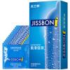 Jissbon Ультра-тонкие презервативы 12  шт. пикантные штучки реалистичный страпон 15 см телесный