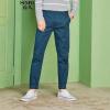 Semir (Semir) случайные брюки мужчины падают 2017 года мужские деловые брюки Тонкий брюки ноги 13316271201 Deep Blue 29 брюки linse брюки