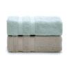 Бамбуковое полотенце полотенце полотенце бамбуковое волокно мыть полотенце бамбуковое уголь полотенце чисто бамбуковое давление раздел коричневый зеленый два загружены 110г / артикул 34 * 76 см полотенце quelle quelle 577898