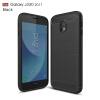 все цены на GANGXUN Samsung Galaxy J3 2017 Корпус Anti-Slippery Устойчивый к царапинам легкий мягкий кремниевый чехол для Galaxy J3 Emerge J3 онлайн