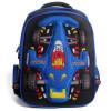 Прохладный гоночный автомобиль детский начальная школа сумка